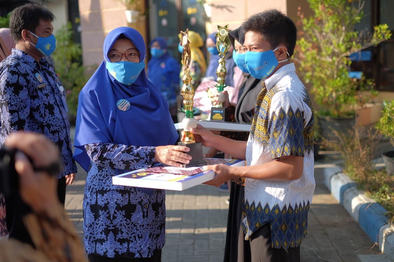 Tetap Berprestasi di Tengah Pandemi