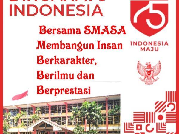 Dirgahayu 75 Tahun Republik Indonesia